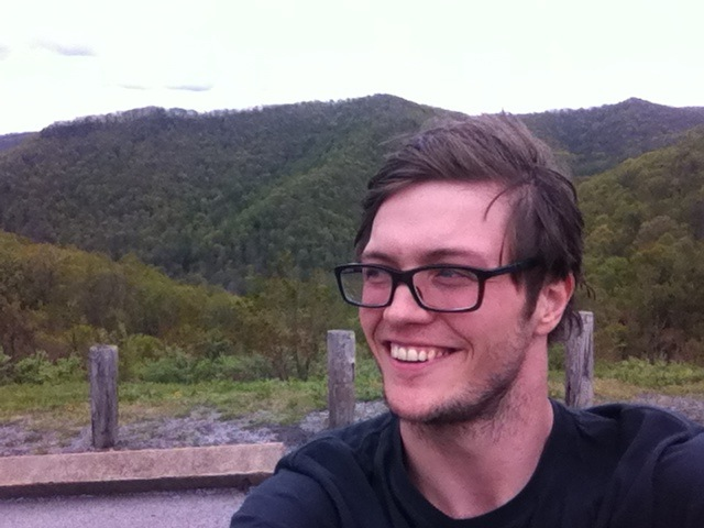 Martin Gerber 5^th Year PhD Student Engineering Physics McMaster University